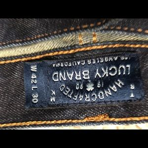 Other - Mens Lucky Jeans 181 size 42 x 30